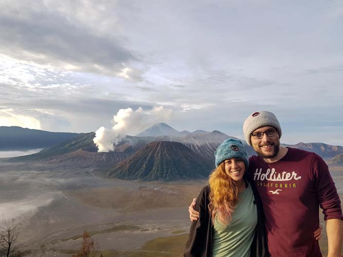 Bromo Volcano 46