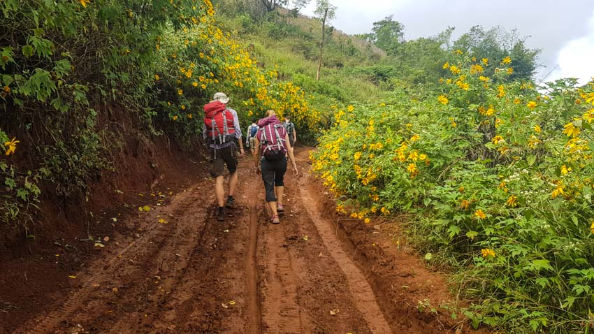 Hsipaw 3Day Trek Firefly Myanmar Smaller 36