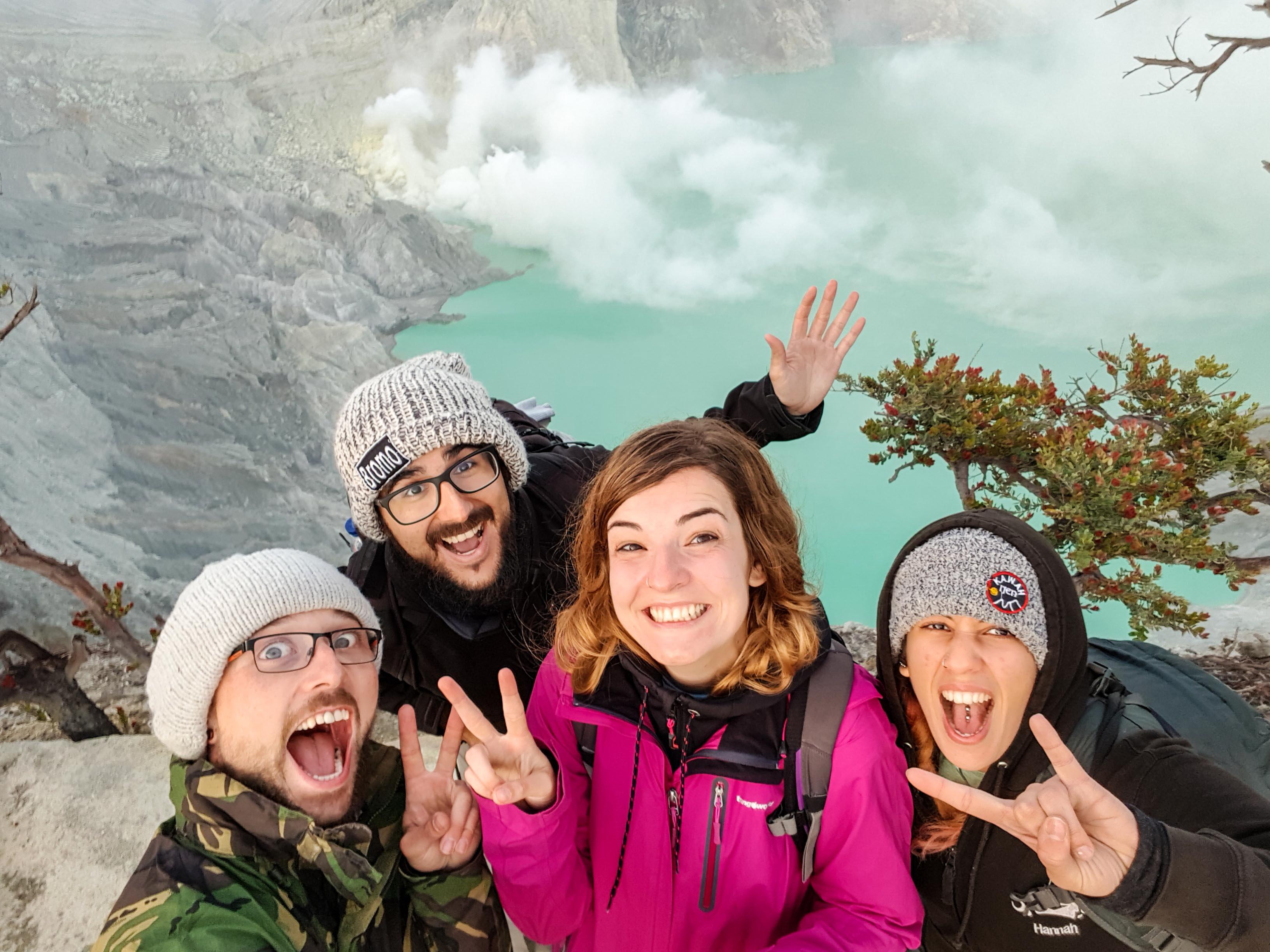 Ijen Volcano 33