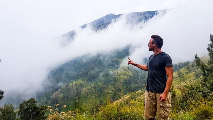 Rinjani Trek Mountain Volcano Hike Small 22