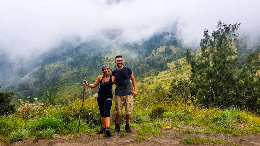 Rinjani Trek Mountain Volcano Hike Small 24