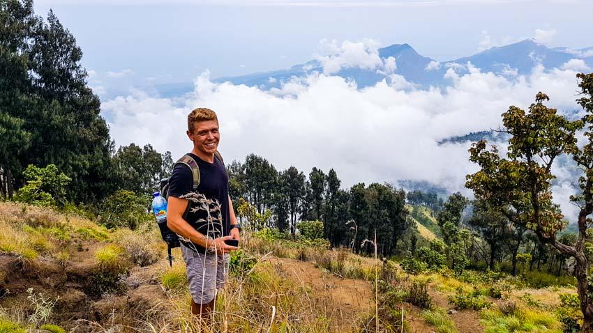 Rinjani Trek Mountain Volcano Hike Small 26