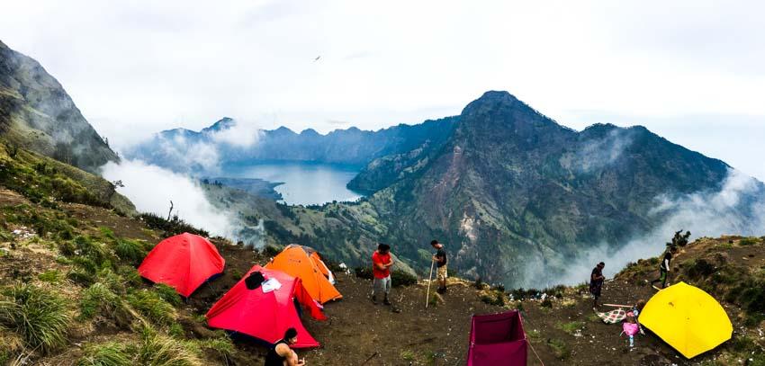 Rinjani Trek Mountain Volcano Hike Small 42