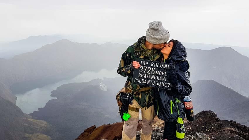 Rinjani Trek Mountain Volcano Hike Small 58