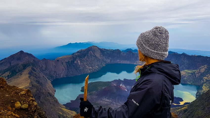 Rinjani Trek Mountain Volcano Hike Small 61