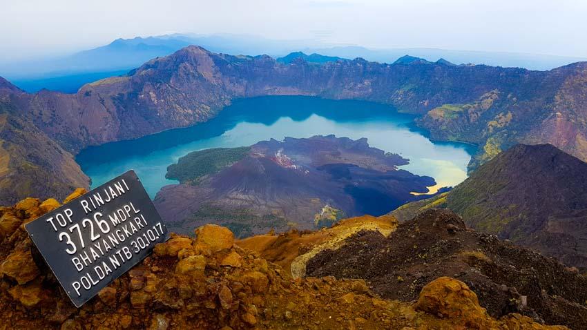 Rinjani Trek Mountain Volcano Hike Small 62