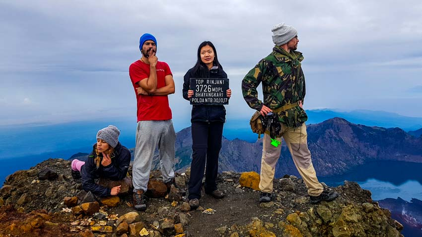 Rinjani Trek Mountain Volcano Hike Small 64