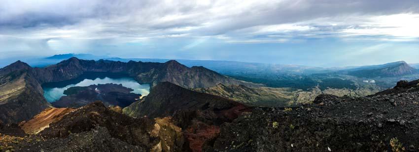 Rinjani Trek Mountain Volcano Hike Small 74