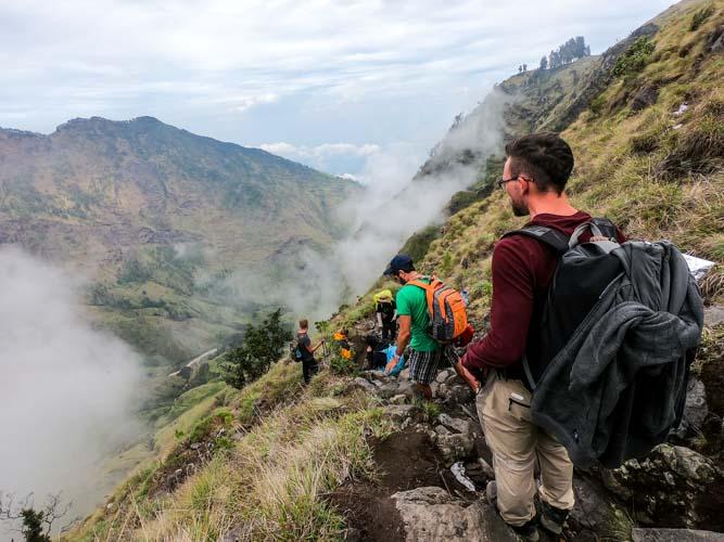 Rinjani Trek Mountain Volcano Hike Small 86