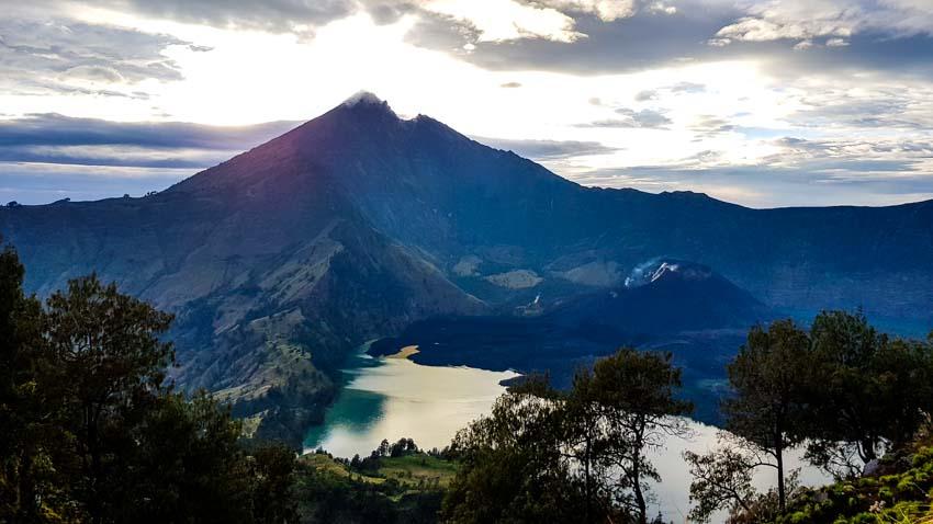 Rinjani Trek Mountain Volcano Hike Small 98