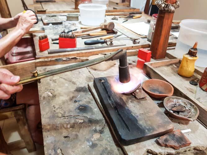 Yin Silver Aking Workshop 10