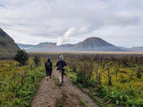 Bromo Volcano 50