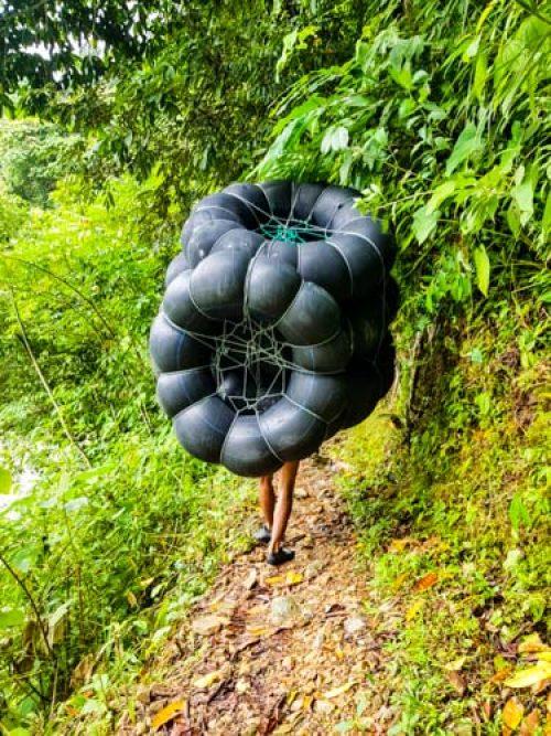 Bukit Lawang Jungle Trek Full Size 22