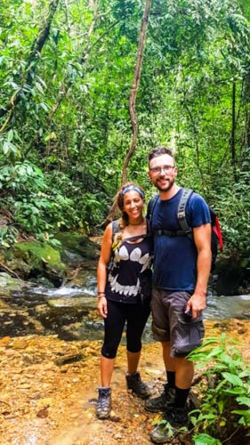 Bukit Lawang Jungle Trek Full Size 55