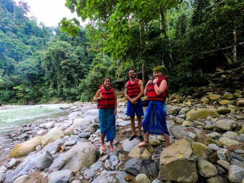 Bukit Lawang Jungle Trek Full Size 65