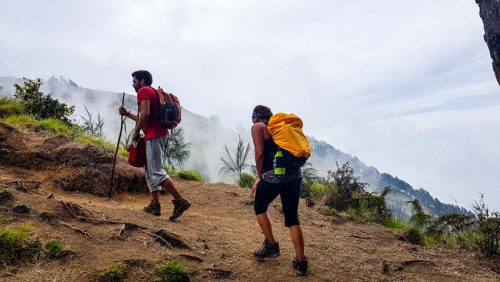 Rinjani Trek Mountain Volcano Hike Small 25