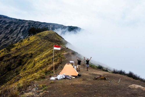 Rinjani Trek Mountain Volcano Hike Small 32