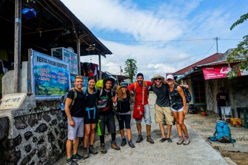 Rinjani Trek Mountain Volcano Hike Small 33