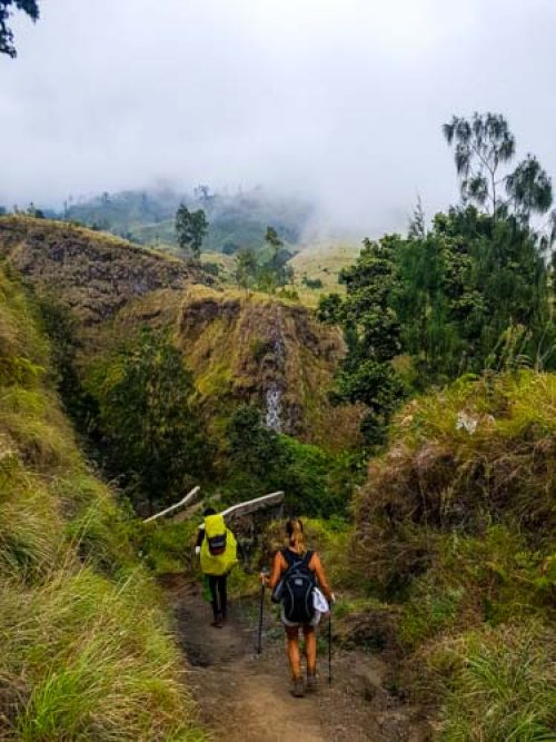 Rinjani Trek Mountain Volcano Hike Small 37