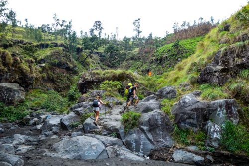 Rinjani Trek Mountain Volcano Hike Small 39