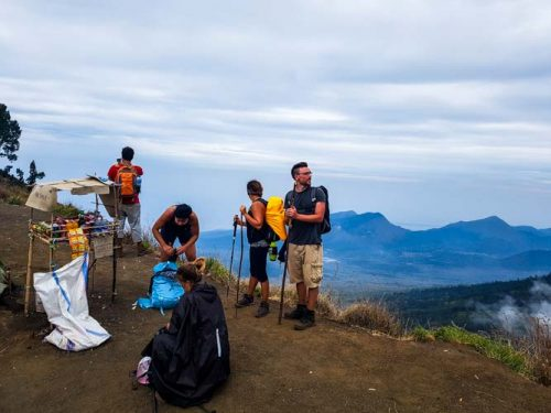 Rinjani Trek Mountain Volcano Hike Small 40