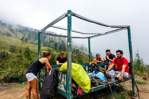 Rinjani Trek Mountain Volcano Hike Small 41