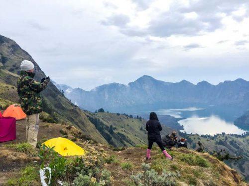 Rinjani Trek Mountain Volcano Hike Small 47