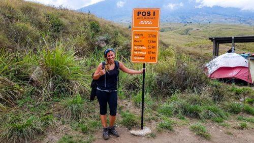 Rinjani Trek Mountain Volcano Hike Small 5
