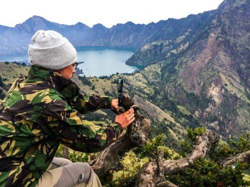 Rinjani Trek Mountain Volcano Hike Small 51