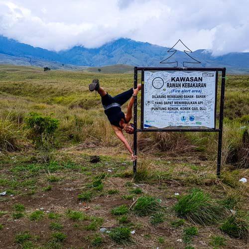 Rinjani Trek Mountain Volcano Hike Small 6