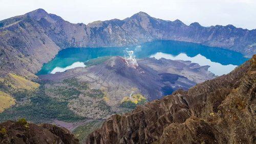 Rinjani Trek Mountain Volcano Hike Small 67
