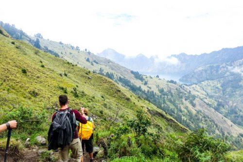 Rinjani Trek Mountain Volcano Hike Small 91