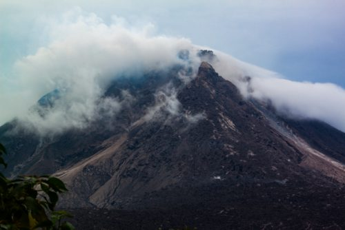 Mount Sinabung Ghost Town Berestagi Sumatra 12