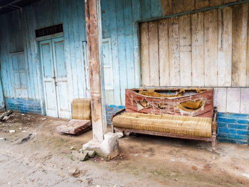 Mount Sinabung Ghost Town Berestagi Sumatra 24
