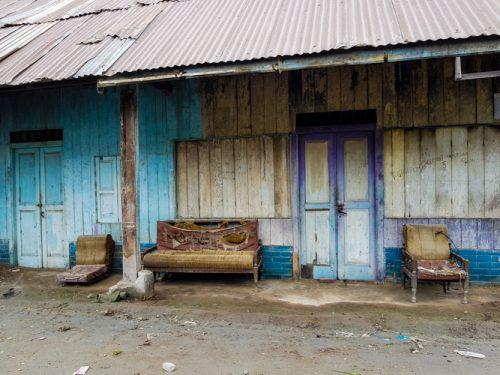Mount Sinabung Ghost Town Berestagi Sumatra 25