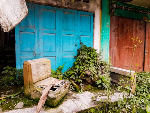 Mount Sinabung Ghost Town Berestagi Sumatra 27