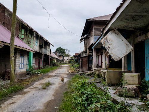 Mount Sinabung Ghost Town Berestagi Sumatra 28