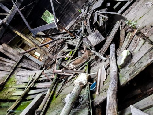 Mount Sinabung Ghost Town Berestagi Sumatra 33