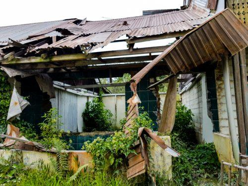 Mount Sinabung Ghost Town Berestagi Sumatra 39