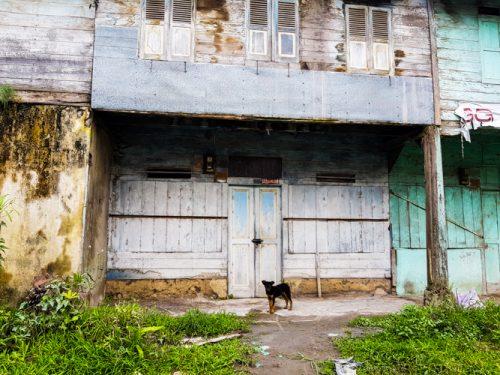 Mount Sinabung Ghost Town Berestagi Sumatra 41