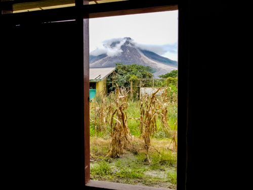 Mount Sinabung Ghost Town Berestagi Sumatra 43