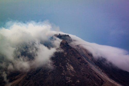 Mount Sinabung Ghost Town Berestagi Sumatra 8