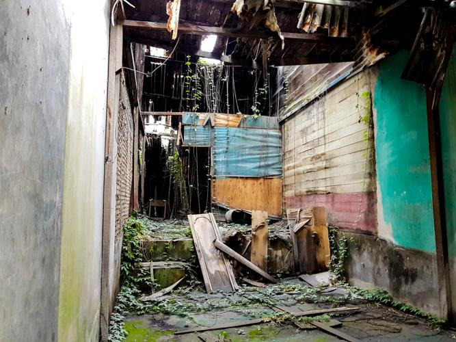 Mount Sinabung Ghost Town Berestagi Sumatra 26